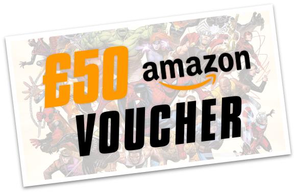 £50 Amazon Voucher